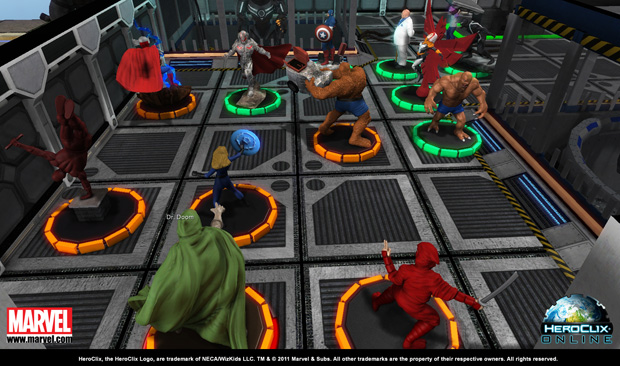 O game permite batalhas entre duas equipes ou mais (Foto: Divulgação)
