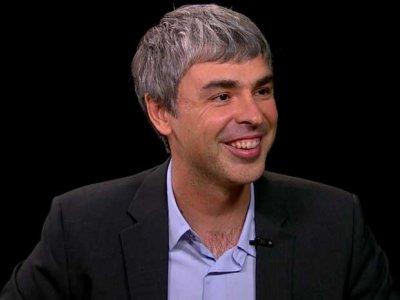 Larry Page (Foto: Reprodução)