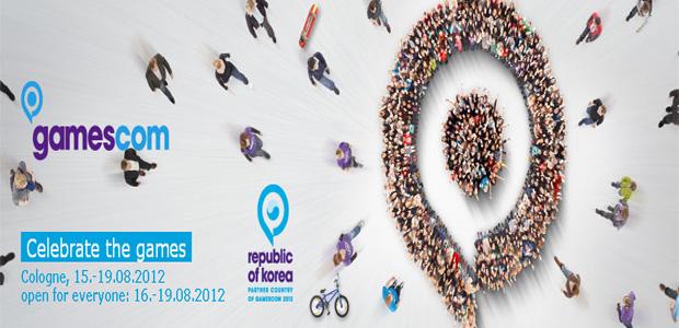 Gamescom 2012 (Foto: Divulgação)