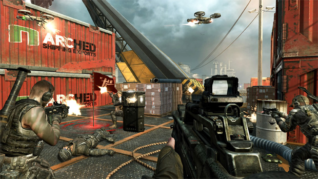 Call of Duty: Black Ops 2 (Foto: Gematsu)