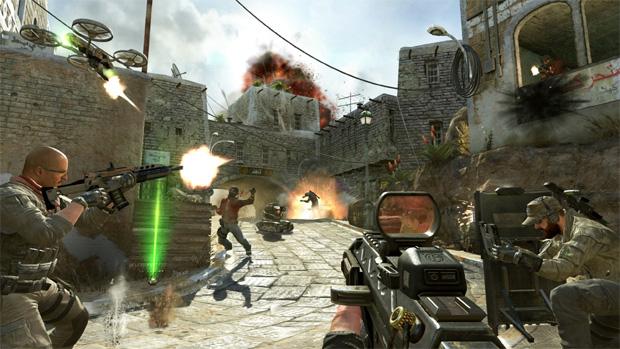 Call of Duty: Black Ops 2 (Foto: Gematsu) (Foto: Call of Duty: Black Ops 2 (Foto: Gematsu))