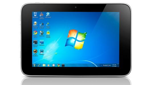 Novos tablets da Lenovo terão Windows 8 (Foto: Reprodução)