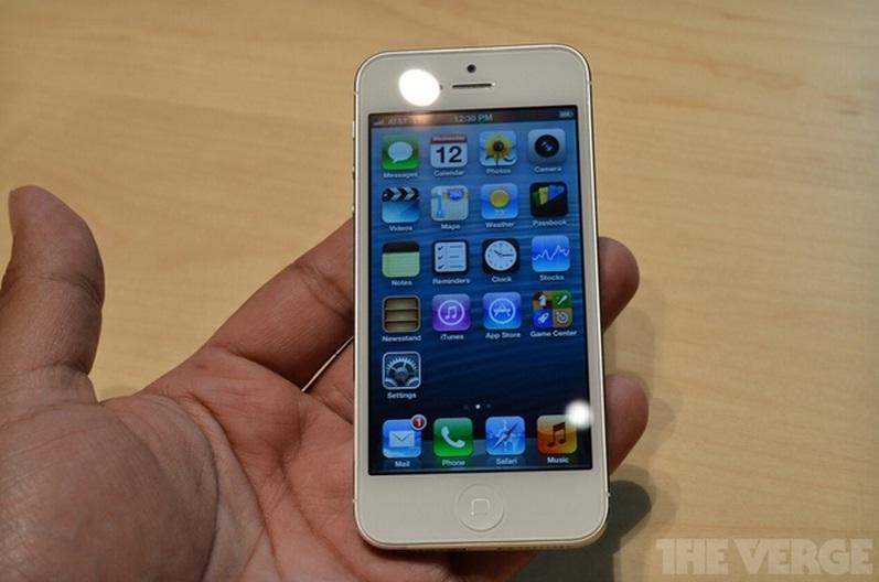 iPhone 5 no admite conexiones simultáneas y acceso a la red 4G LTE (Foto: Reproducción / The Verge)