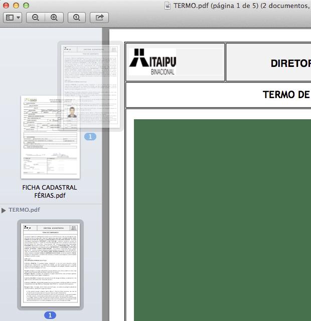Alterando ordenação dos arquivos (Foto: Reprodução/Helito Bijora)