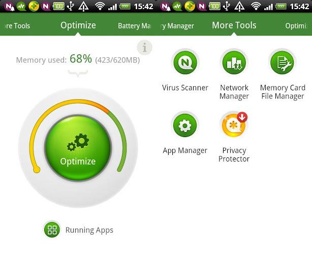 Android Booster (Foto: Divulgação)