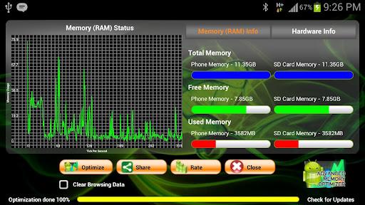 Memory Android Optimizer (Foto: Divulgação)