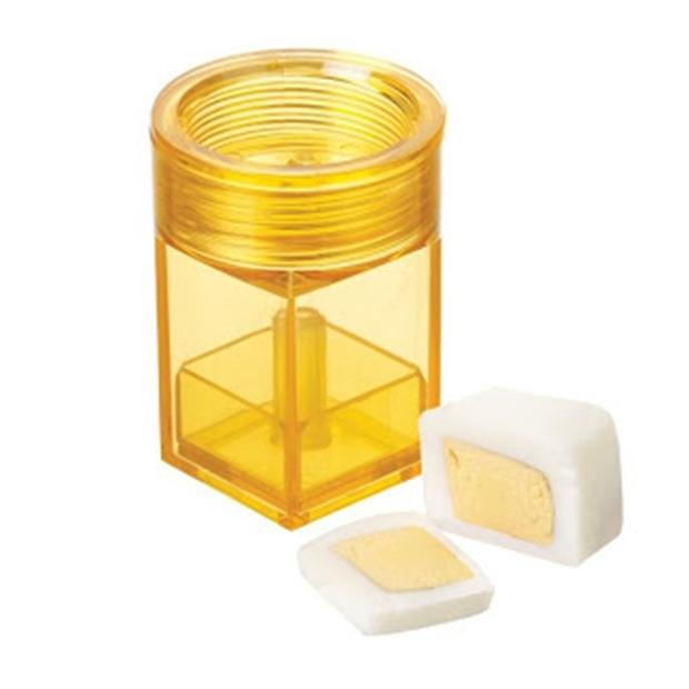 Deixe seu ovo cozido na forma quadrada com o Boiled egg squarer (Foto: Reprodução/Brandwatch)