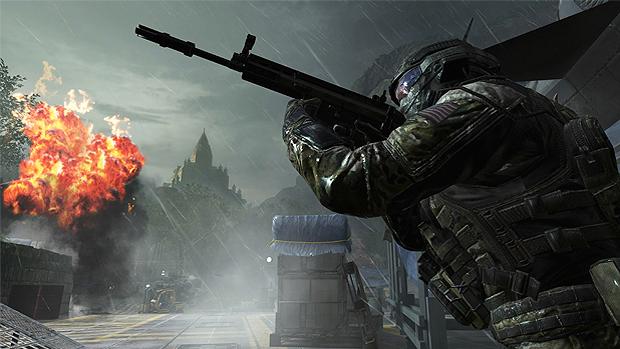 Um novo Call of Duty pode surgir ainda nessa geração para X360 e PS3 (Foto: Divulgação)