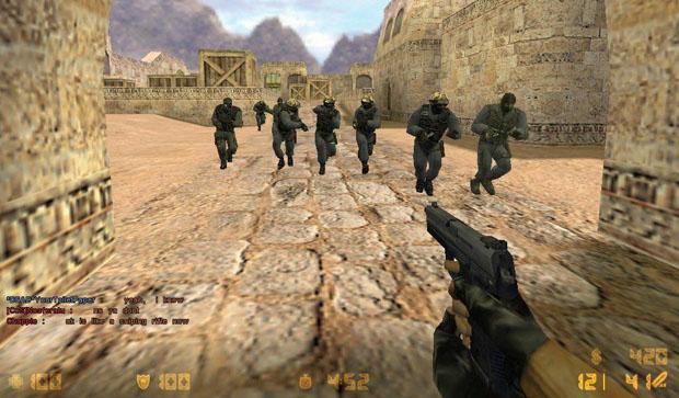 Extremamente popular no Brasil, Counter-Strike foi proibido no país (Foto: Divulgação)