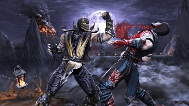 Mortal Kombat, cercado de controvérsia há 20 anos. (Foto: Divulgação)