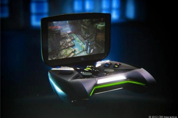 Console portátil da Nvidia deve ser lançado no segundo trimestre (Foto: Reprodução CNET)