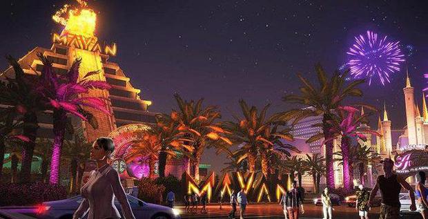 Gangstar Vegas para Android, rumor ainda não confirmado (Foto: Divulgação)