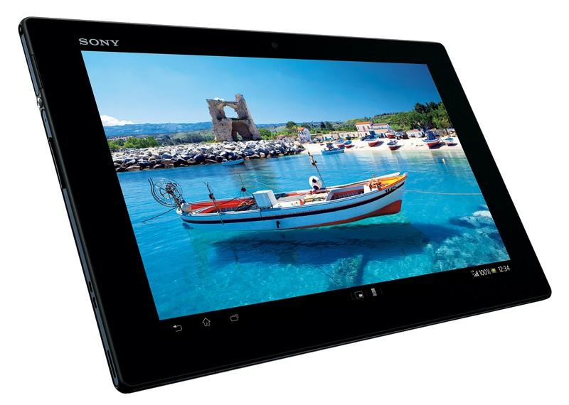 Novo tablet Xperia anunciado pela Sony (Foto: Divulgação)