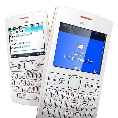 Com o eBuddy a interação com as redes sociais fica garantida (Foto: Divulgação/ Nokia) (Foto: Com o eBuddy a interação com as redes sociais fica garantida (Foto: Divulgação/ Nokia))