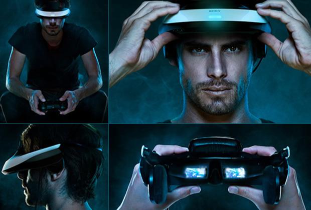 Personal 3D Viewer da Sony promete 3D realista no PS3 (Foto: Divulgação)