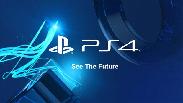 Site do PS4 ainda tem poucas informações sobre o console (Foto: Reprodução) (Foto: Site do PS4 ainda tem poucas informações sobre o console (Foto: Reprodução))