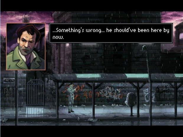 Gemini Rue é um adventure game imperdível para os fãs do gênero (Foto: Divulgação)