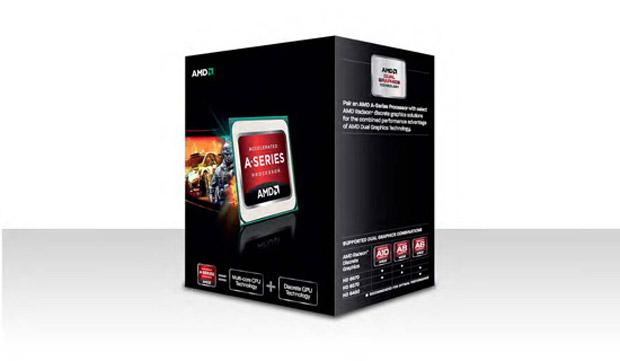 APU da AMD serve como processador e placa de vídeo (Foto: Divulgação)