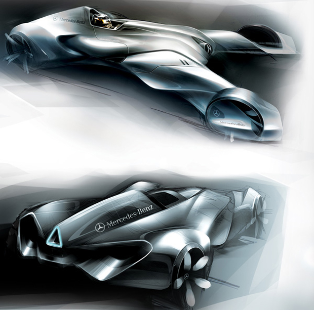 F1 para 2025 abandona as asas traseiras (Foto: Reprodução)