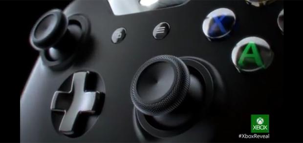 Novo controle do Xbox One (Foto: reprodução/ Microsoft)