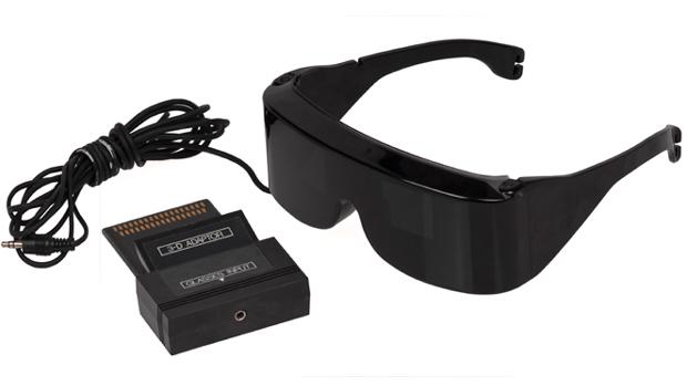Os óculos 3D do Master System eram sonho de consumo de muitos jogadores (Foto: wikipedia.org)
