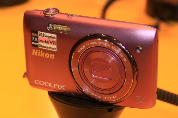 Nikon CoolPix S3500 (Foto: TechTudo/Renato Bazan)