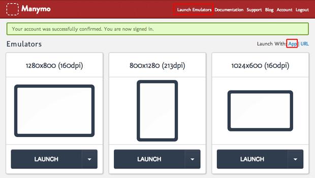 Configurando o Manymo para emular o WhatsApp (Foto: Reprodução/Marvin Costa)