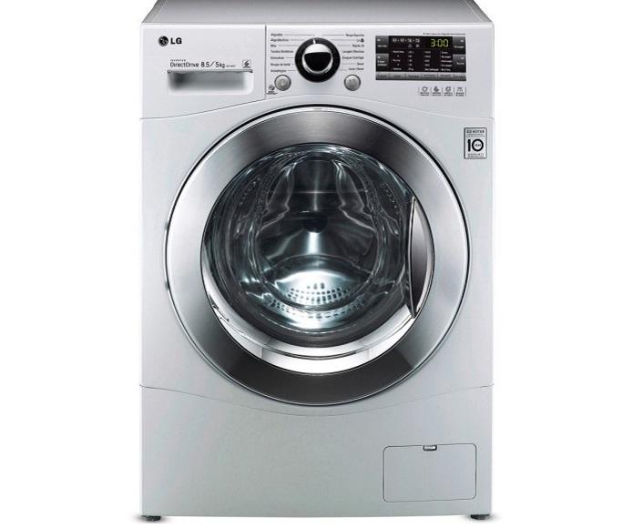 Lavadora inteligente custa caro, mas é eficiente (Foto: Divulgação)