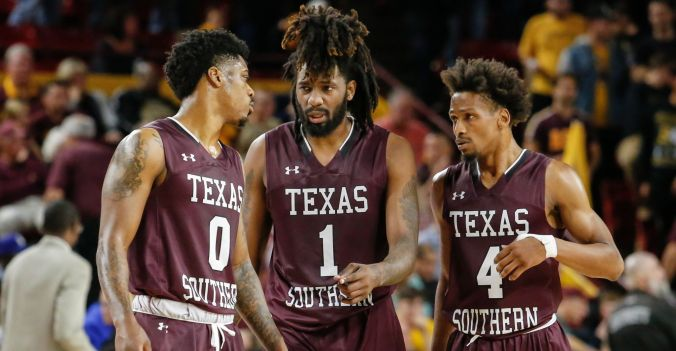 Image result for Texas Southern Tigers vs Prairie View A&M Panthers college basketball