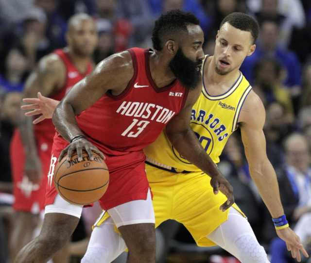 Rockets Vs Warriors How They Match Up Houstonchronicle Com