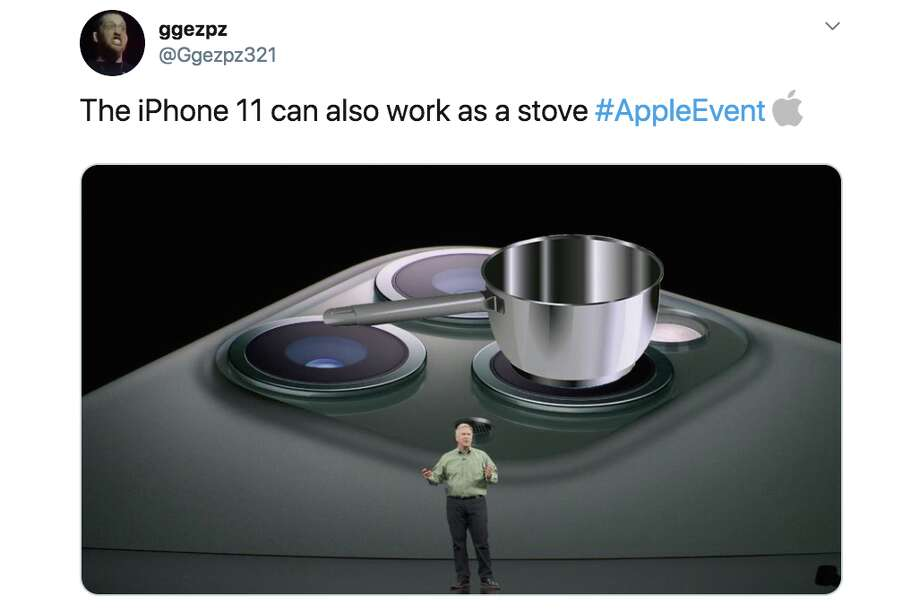 Iphone 11 Users Discover The Product S Super Wide Angle Lens Can