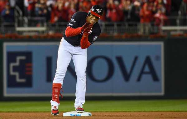 Nationals sweep Cardinals in NLCS, 7-4, earn first World Series berth