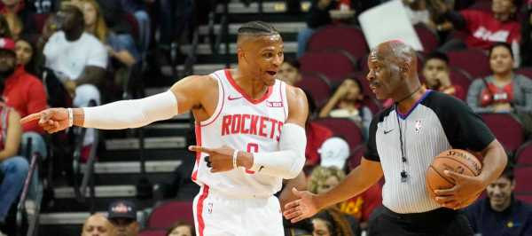 Rockets hold a mess rehearsal against Spurs