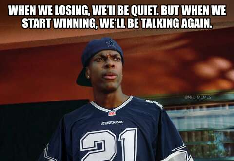 Memes Praise Cowboys Mock Texans After Week 7 Houston Chronicle