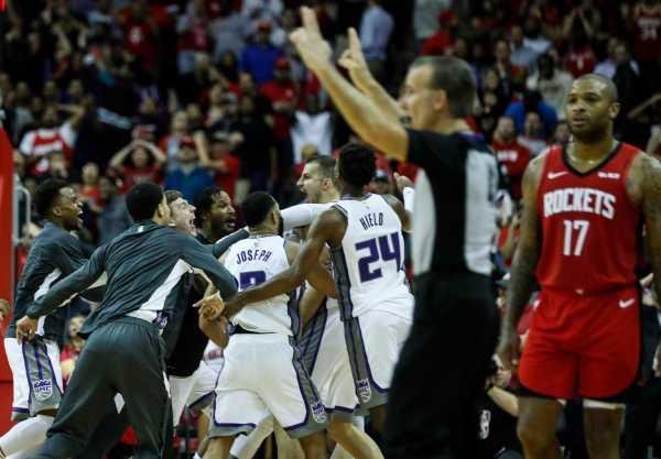 Rockets suffer buzzer bummer as Kings win on last-second 3-pointer