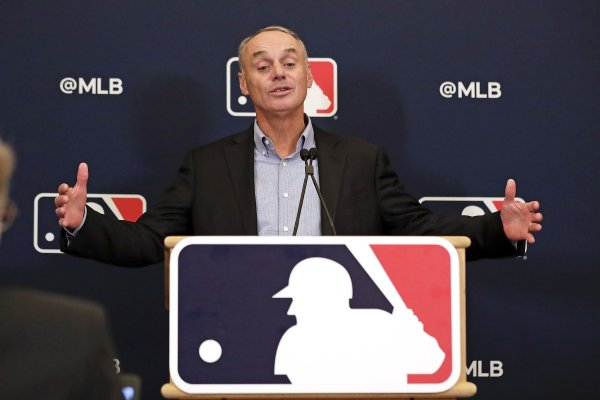 Rob Manfred pledges MLB will protect A