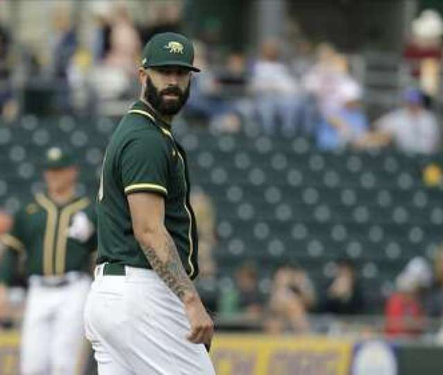 As Mike Fiers Wants To Make Every Possible Start Including