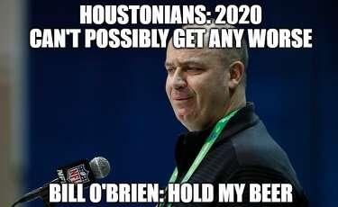Hilarious Memes Mock Texans Over Deandre Hopkins Trade Houston