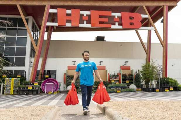 While HEB