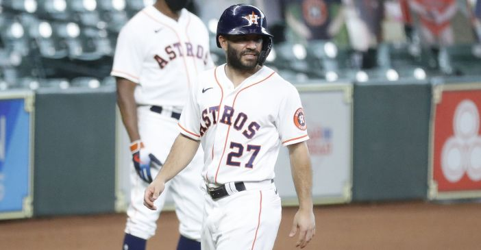 José Altuve likely to miss Angels series with sprained knee - HoustonChronicle.com