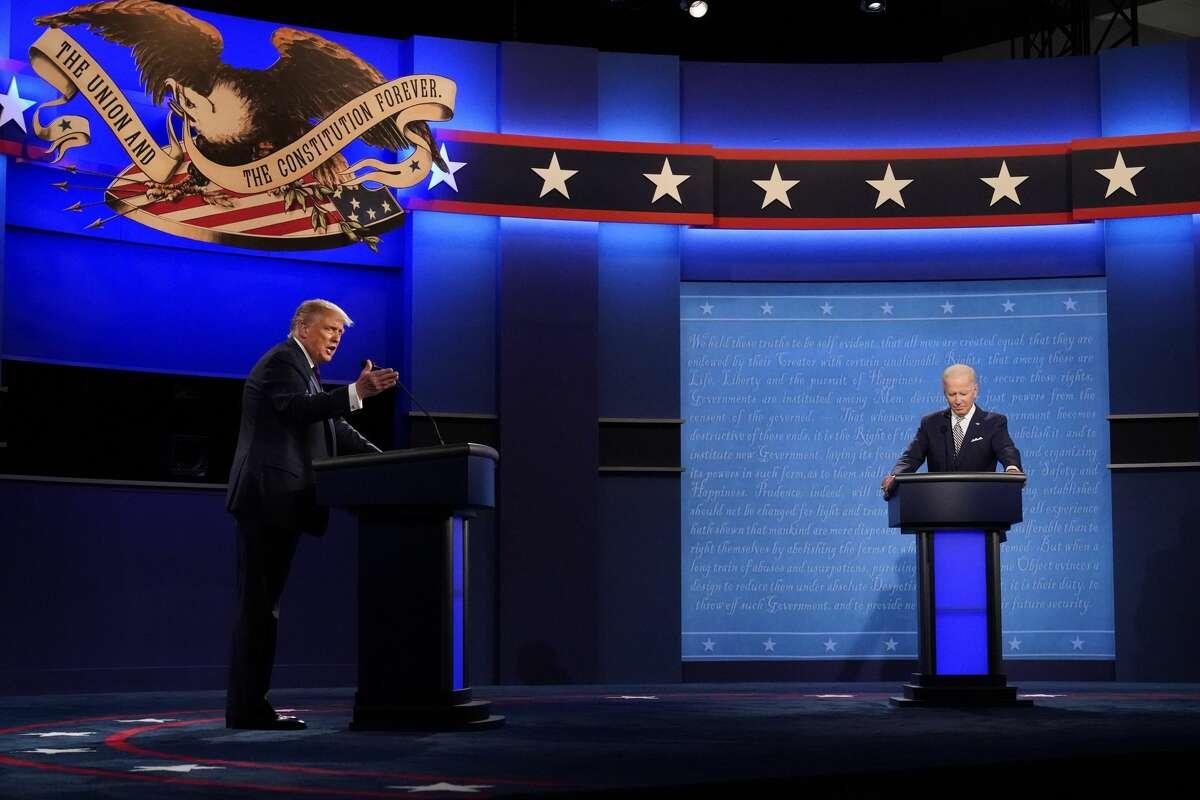 Five Takeaways From The First Presidential Debate Between