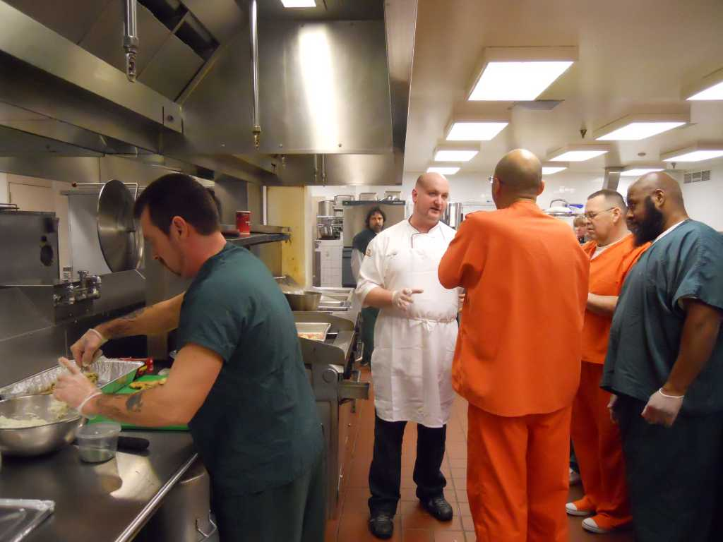 Schenectady Inmates Whip Up A Future