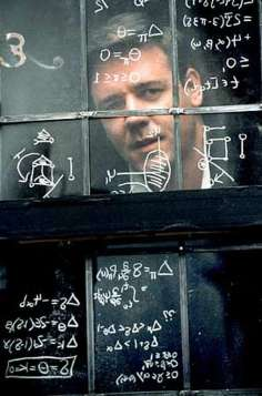 Brilliant 'Mind' / Russell Crowe thoroughly convincing as a genius ...