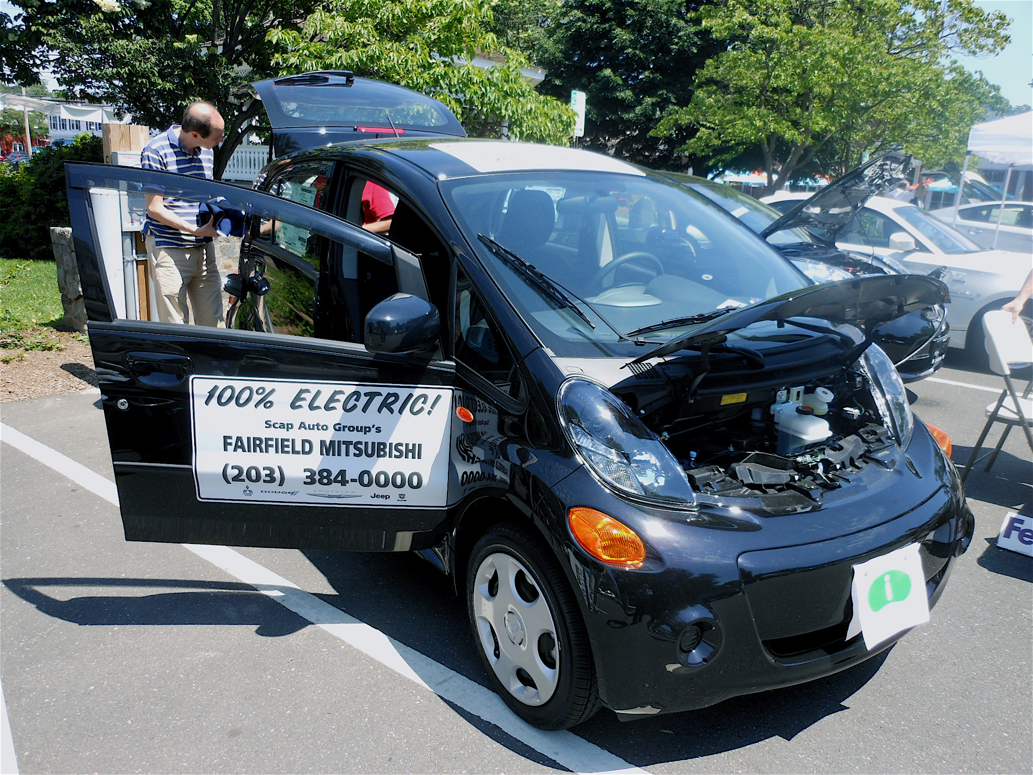 In Fairfield Getting Charged Up For Electric Vehicles