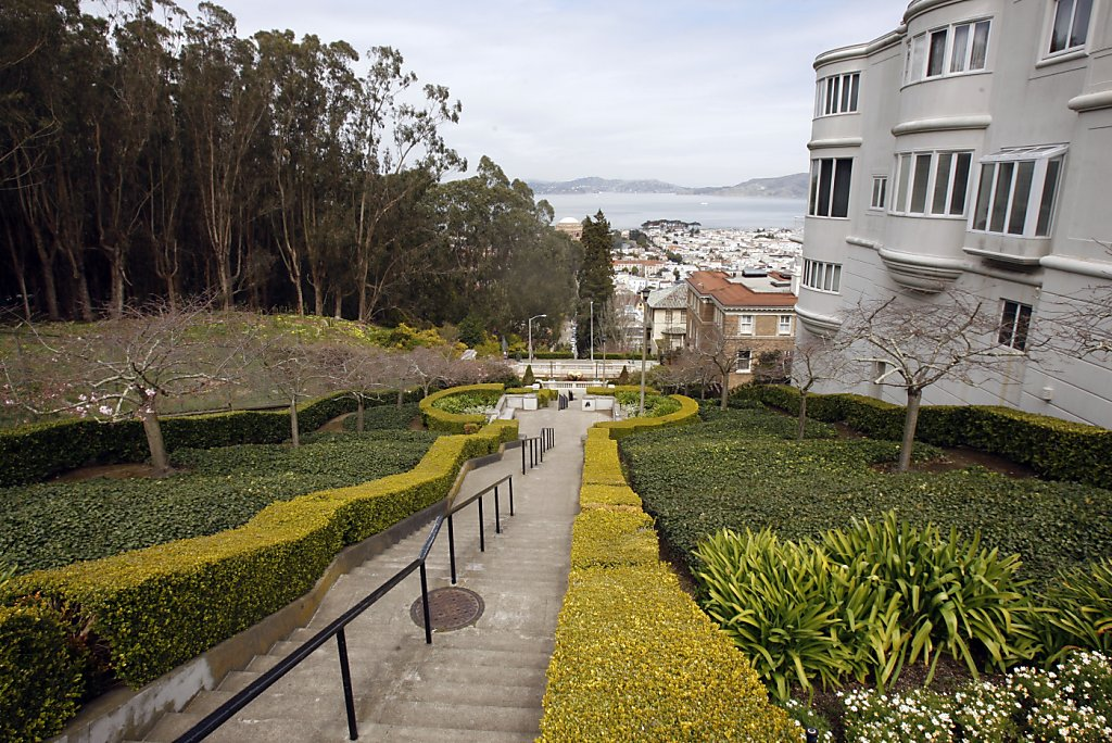 Mansions Area Sf Bay
