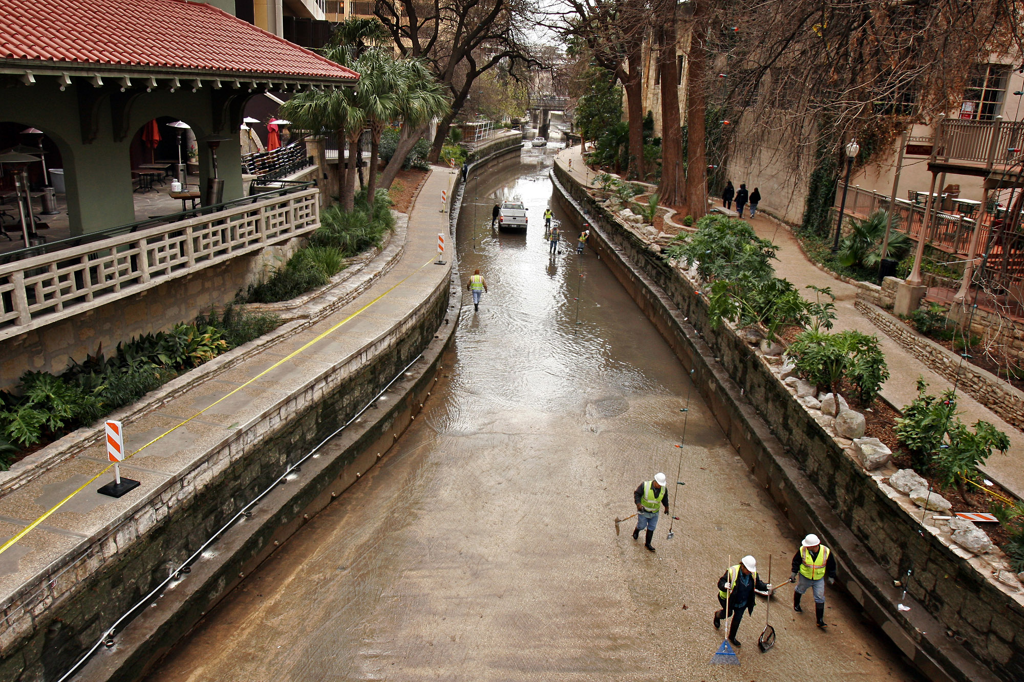 Things Found In The San Antonio River San Antonio