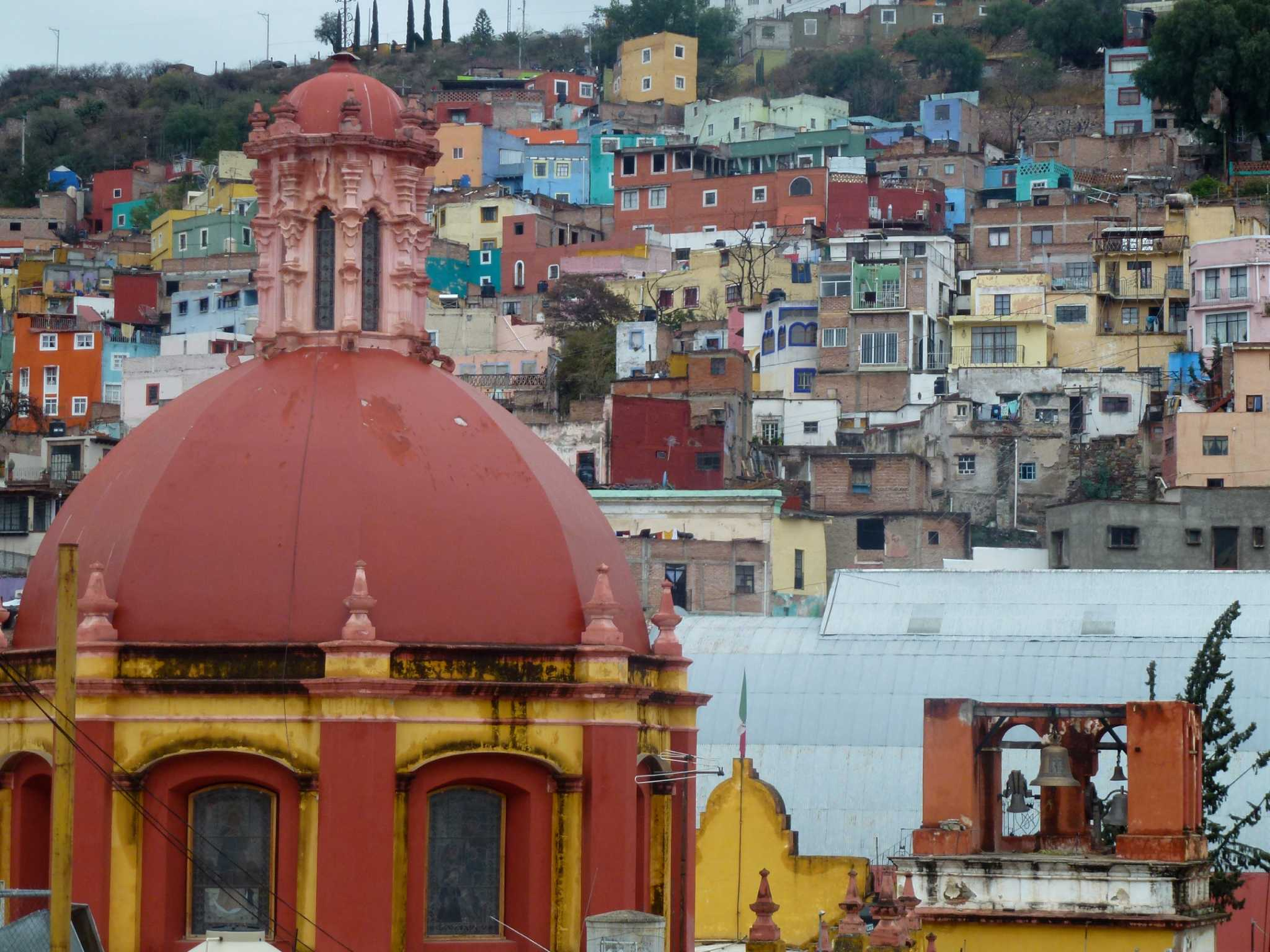 Guanajuato Mexico Offers Culture And Character Sfgate