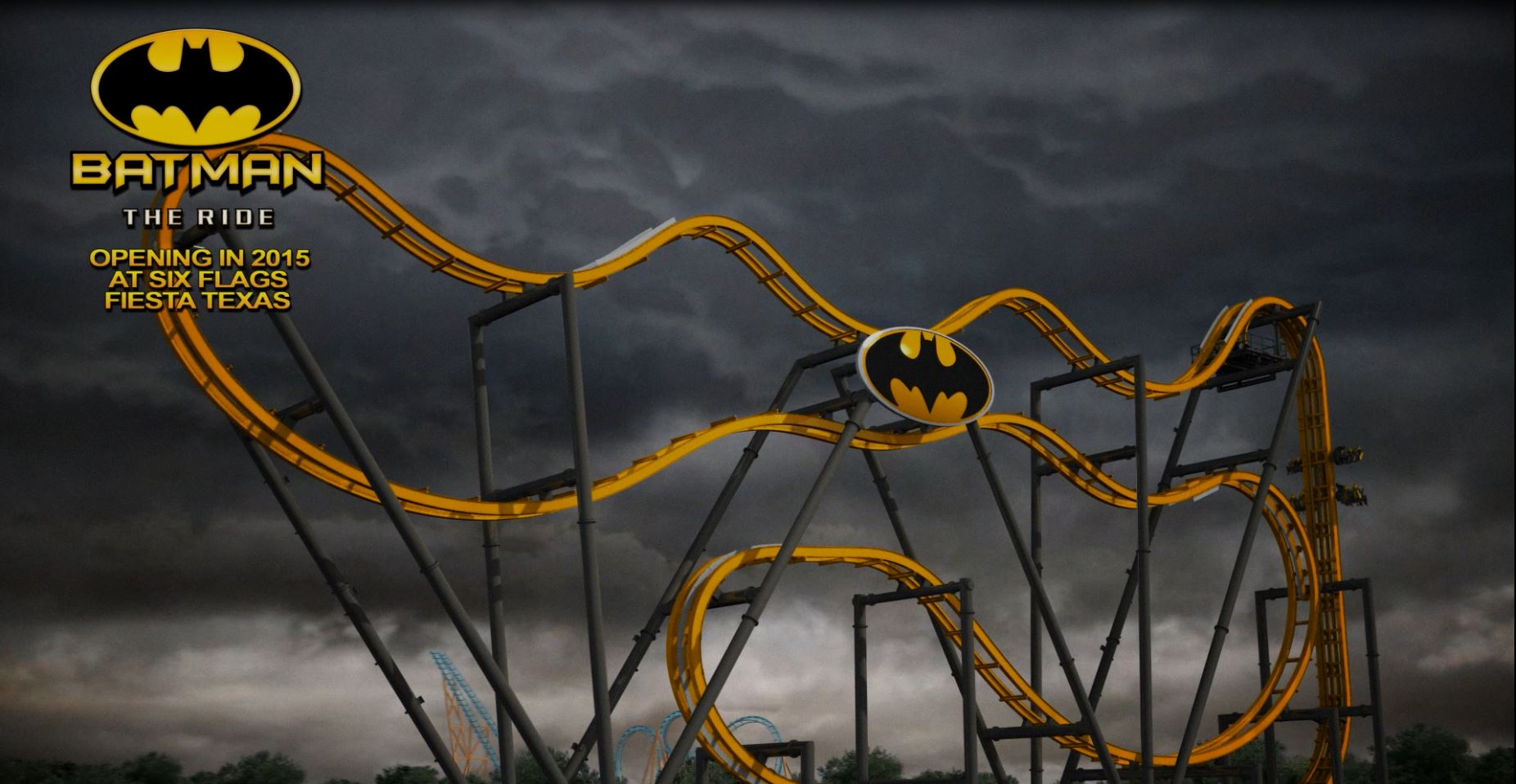 Batman Ride At Fiesta Texas Described As First Of Its Kind