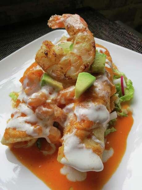 Recipe Enchiladas De Camar 243 N Shrimp Enchiladas San