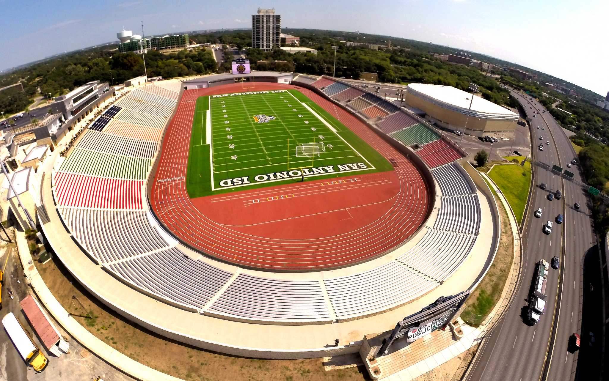 Ranked The Top 10 High School Football Stadiums In The
